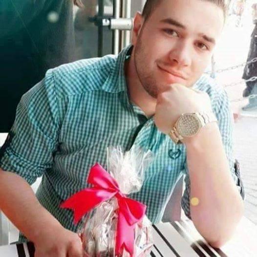 محمد سعيد علي 25 عام من مخيم شعفاط  - سكان كفرعقب